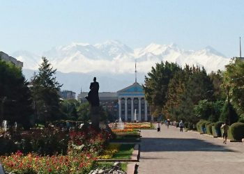[キルギス研修2019体験記]キルギス共和国における環境問題