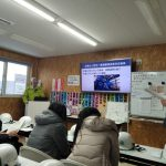 [Field trip to Hokkaido in 2019]Initiatives on transforming waste into solid fuels in Kutchan town