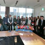 [訪問] NipCA フェローが国連大学を訪問